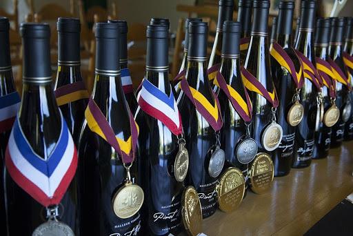 Award Winning Wines from Halleck Vineyard