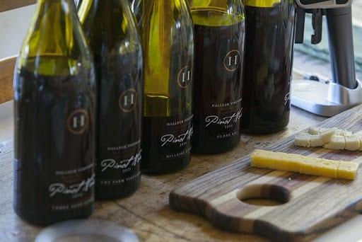 Pinot Noir by Halleck Vineyard