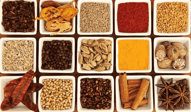 Indian Spice Grid 750px