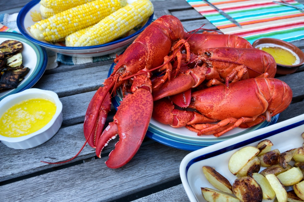 Chardonnay is undoubtedly the top choice when pairing a white wine with lobster.