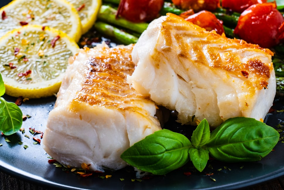 Pair with a full-bodied Chardonnay from Sonoma with Herb-Crusted Sole and Olive-Oil Mashed Potatoes.