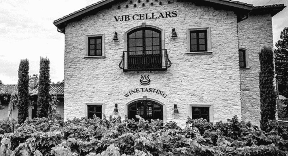 VJD Cellars wine tasting room.